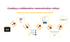 Copy of Creating a collaborative communication culture