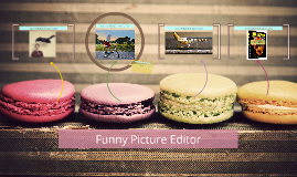 Funny Picture Editor