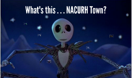 What's this . . . NACURH Town . . ?