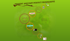Past and present perfect  progressive
