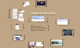 Blogging: Why audience Matters V2