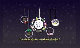 Kerstgroeten vanwege VOSEC / CollondSE