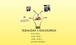 SEXUALIDAD Y ADOLESCENCIA