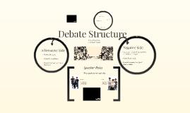 Honors English 10 Debate