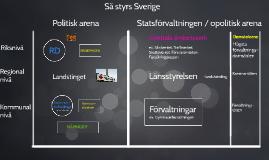 Så styrs Sverige NW