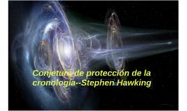 Resultado de imagen de Conjetura de la Protección cronológica