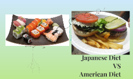 The Difference in Nutrient Intakes between Chinese and Mediterranean, Japanese and American Diets