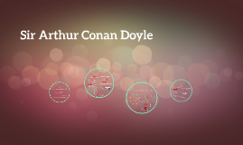 Copy of Sir Arthur Conan Doyle