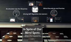 In Spite of Blind Spots -- CIMT 868