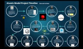 Copy of Atomic Model Project Timeline by Bennett Atchison on Prezi