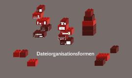 Dateiorganisationsformen