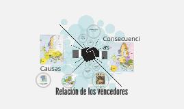 Copy of Relación de los vencedores