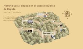 Copy of Historia social