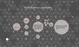 Plataforma Lavarden