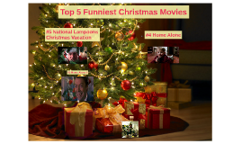 Top 5 Funniest Christmas Movies