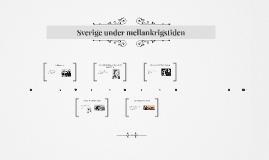 Sverige under mellankrigstiden