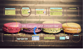 Copy of Sift Cupcake and Dessert Bar