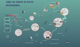 Copy of LINEA DE TIEMPO DE SALUD OCUPACIONAL.