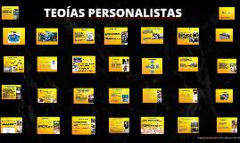 TEOÍAS PERSONALISTAS
