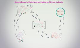 Recorrido por la Historia de los Medios en México: La Radio