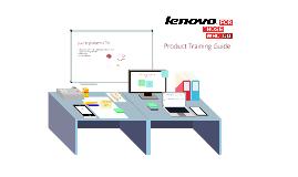Lenovo Product Training