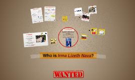 Who is Irma Lizeth Nava?