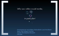 Online Social Media in EFL