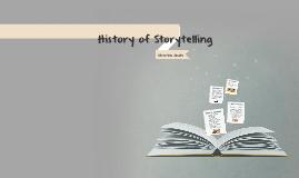 History of Storytelling