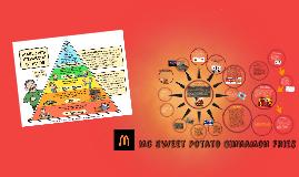 Copy of Mc Sweet Potato Cinnamon Fries