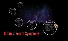Brahms: Fourth Symphony