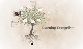 Listening Evangelism