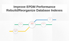Improve EPDM Performance