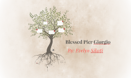 Blessed Pier Giorgio