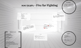 Copy of 100 years - Five for Fighting