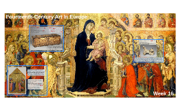 Fourteen-Century Art in Europe