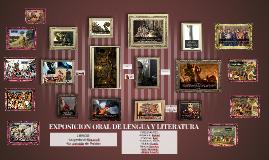 EXPOSICION ORAL DE LENGUA Y LITERATURA