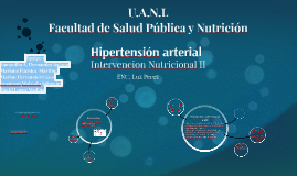 Copy of Hipertension INTERVENCION II
