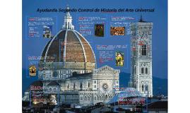 Ayudantía Segundo Control de Lectura Historia del Arte Universal