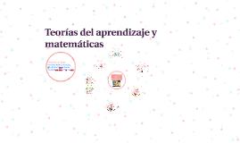 Teorías del aprendizaje y matemáticas