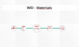 IMD - Materiais