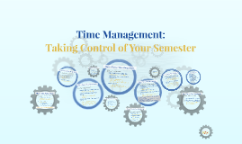 Time Management: Taking Control of Your Semester
