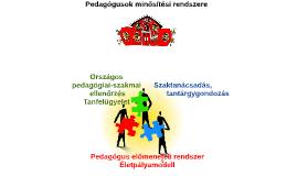 Pedagógusok minősítési rendszere