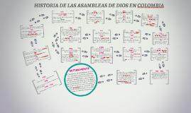 Copy of HISTORIA DE LAS ASAMBLEAS DE DIOS EN COLOMBIA
