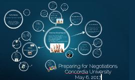 Copy of Negotiating