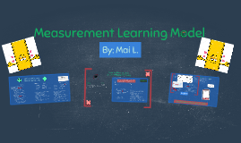 Measurement Learning Model