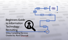 Beginners Guide to Information Technology Recruiting