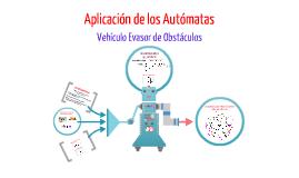 Autómata - Vehículo Evasor de Obstáculos