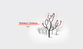 Birthday & Christmas 2012