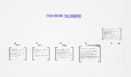 INFORME MCBRIDE