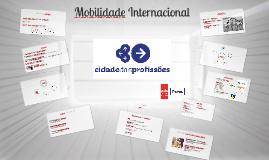Club Mobilidade 2016 - Trabalho, estágio e formação